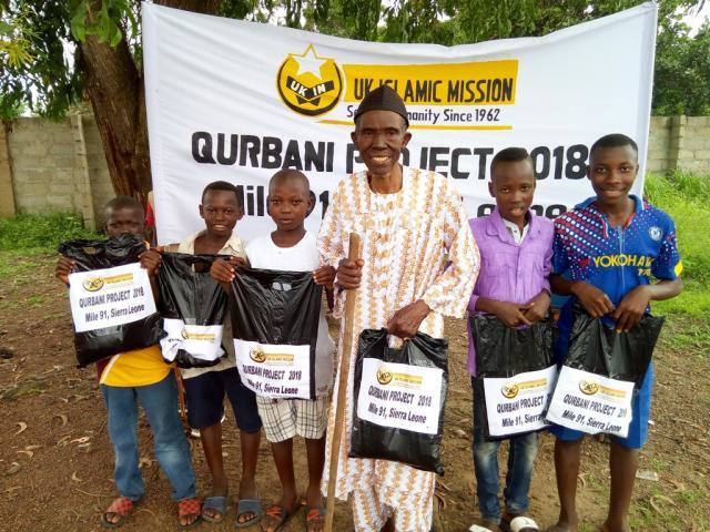 Qurbani Donation | United Kingdom Islamic Mission