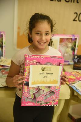 Eid Gifts for Syrian Refugee Children