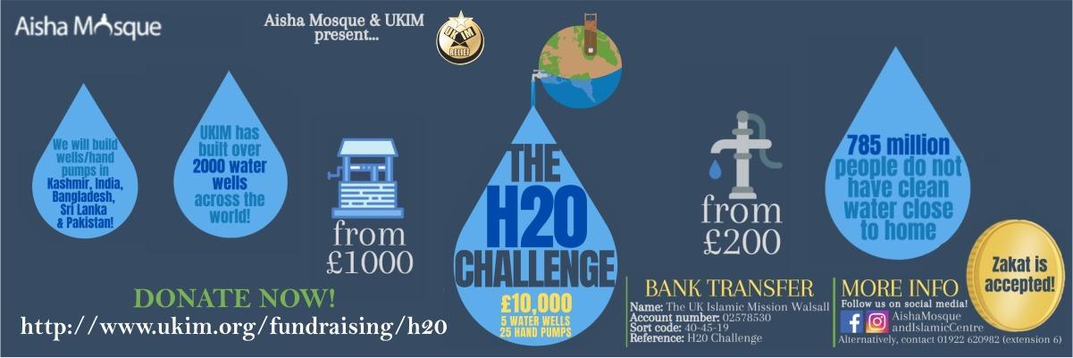 The H2O Challenge