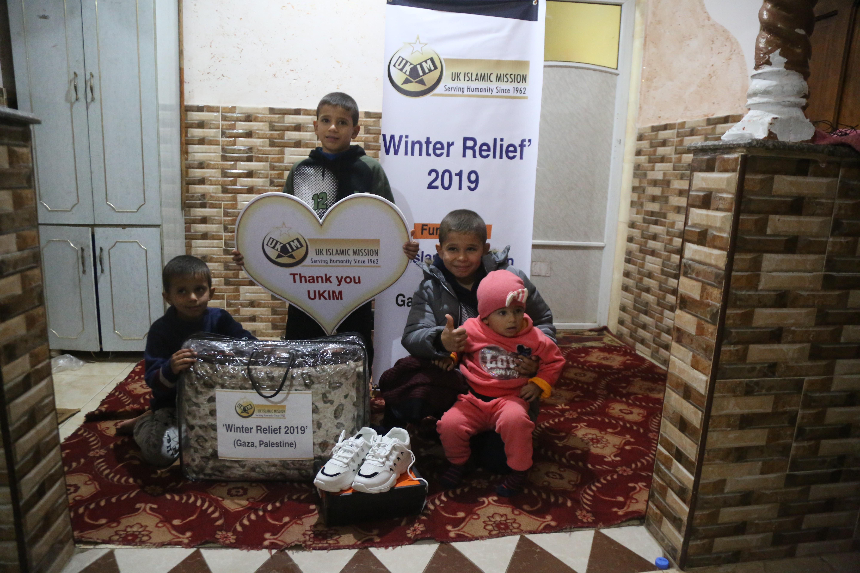 Gaza Winter Relief 2019