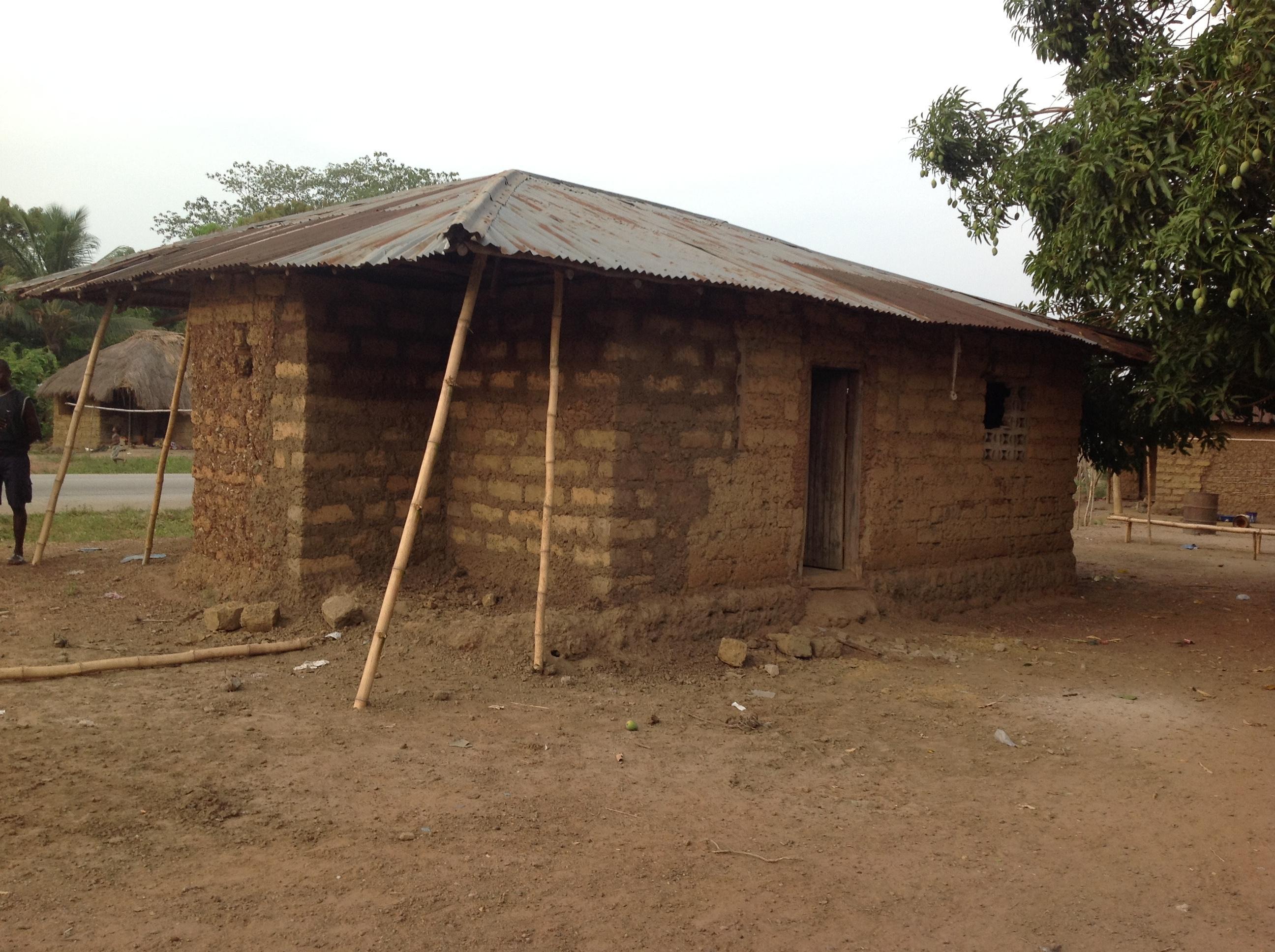 Masjid Building Sierra Leone, Africa