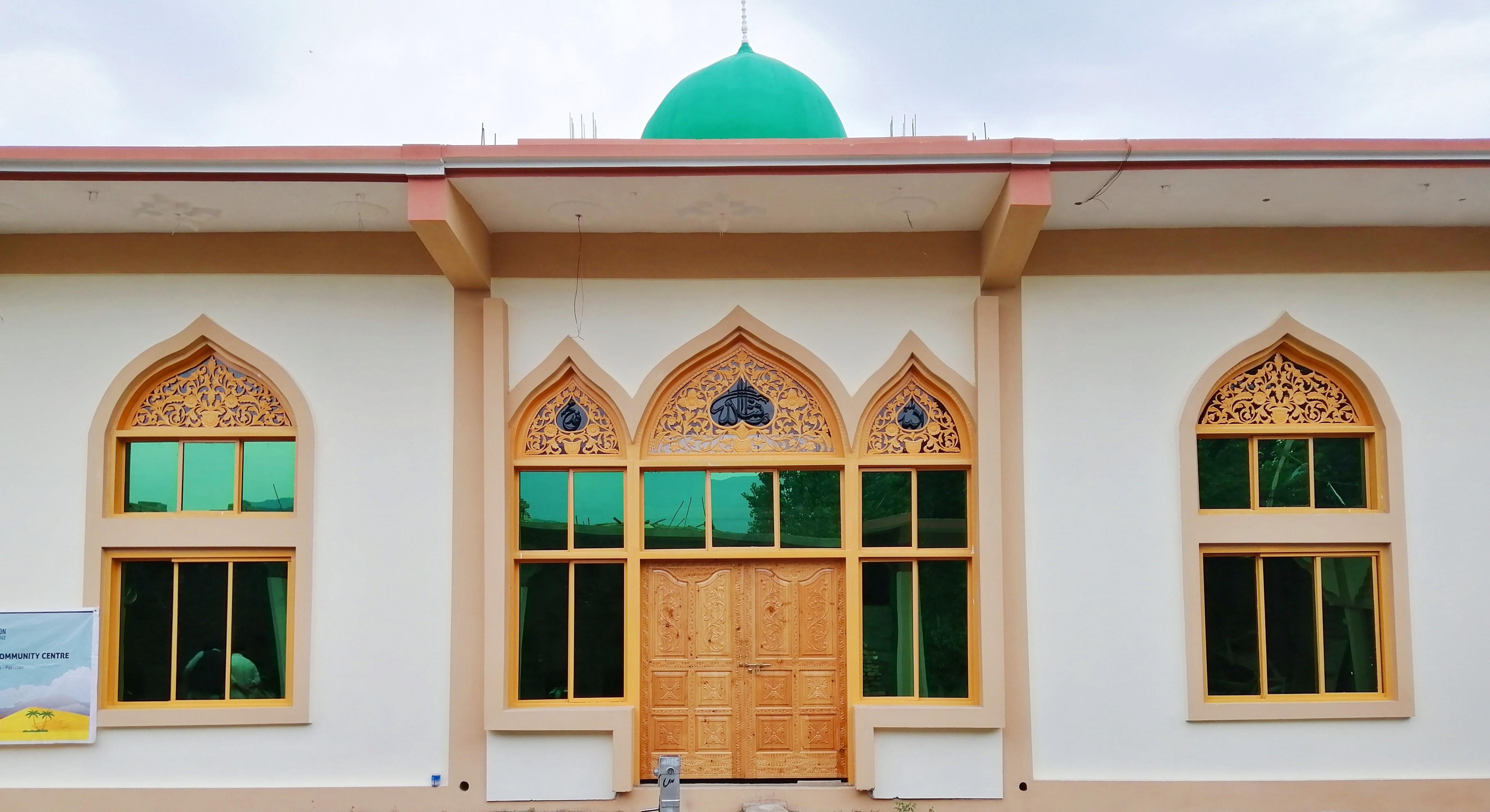 Build a mosque in Pakistan on behalf of Sajid Naseem Ishaque